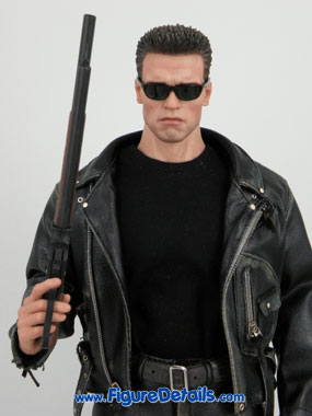 Hot Toys T800 Terminator 2 Arnold Schwarzenegger reviews 5
