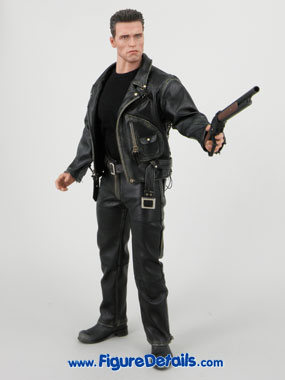T800 Terminator 2 Hot Toys Arnold Schwarzenegger reviews 8