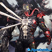 Venomized Iron Man Special Version Prototype Preview - Marvel Spiderman Maximum Venom - Hot Toys - ac04
