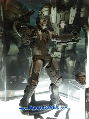 Hot Toys War Machine Overview