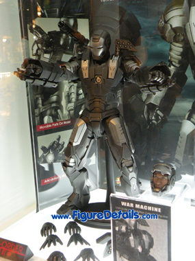 Hot Toys War Machine Overview 4