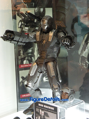 Hot Toys War Machine Overview 1