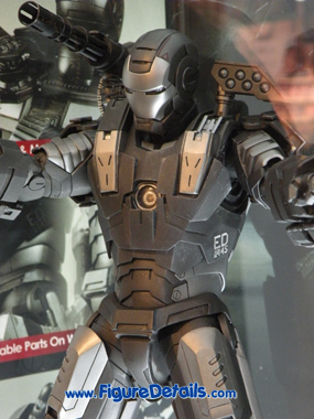 Hot Toys War Machine Overview 2