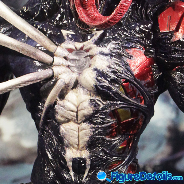 Hot Toys Venomized Iron Man Prototype Preview 3