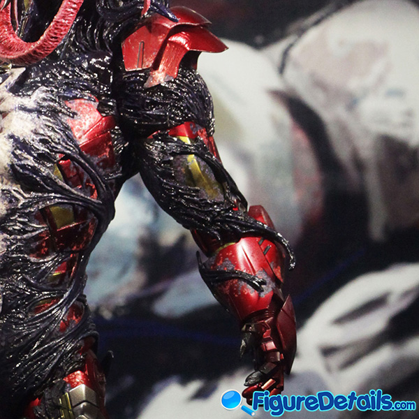Hot Toys Venomized Iron Man Prototype Preview 4