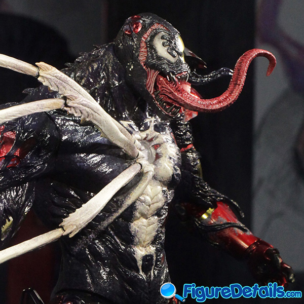 Hot Toys Venomized Iron Man Prototype Preview 6