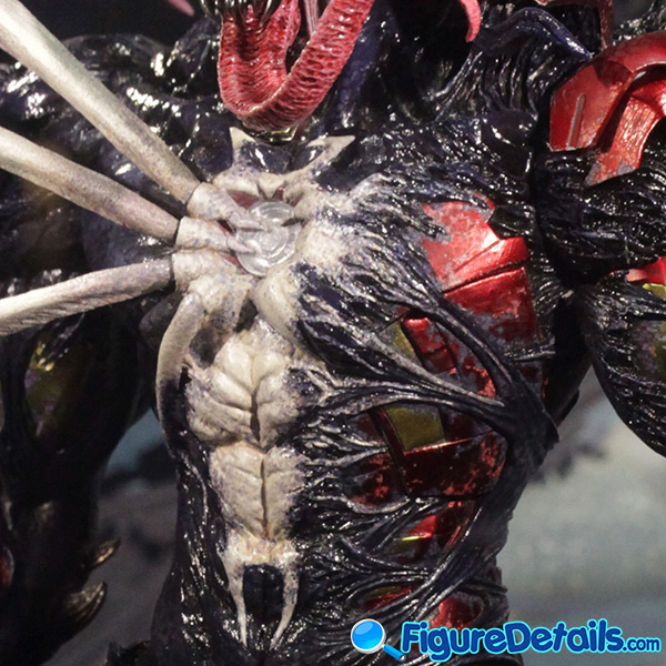 Hot Toys Venomized Iron Man Prototype Preview 9
