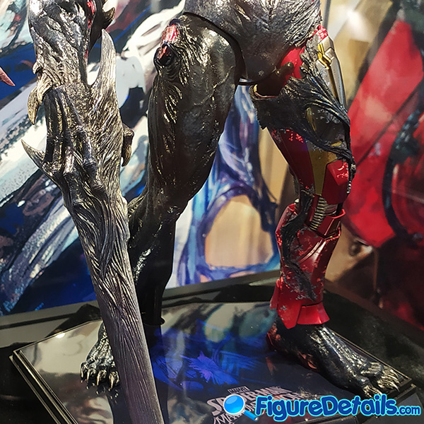Hot Toys Venomized Iron Man Prototype Preview 1