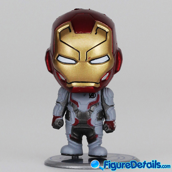 Hot Toys Iron Man Avengers Endgame Team Suit Cosbaby cosb552 Review 2