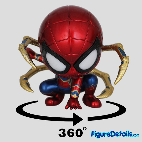 Hot Toys Iron-Spider Bobble-Head Cosbaby COSB559 Review