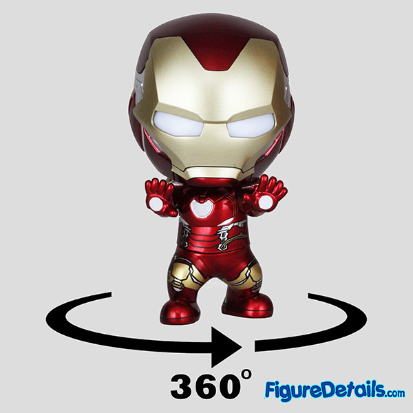 Hot Toys Ironman Mark 85 Bobble-Head Cosbaby cosb561 Review
