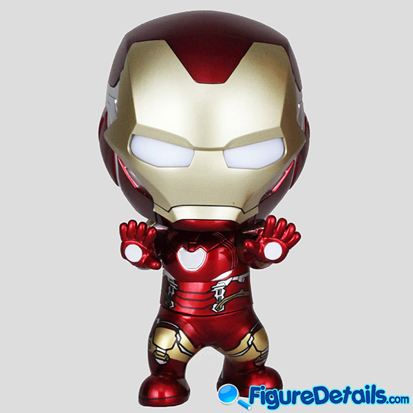 Hot Toys Ironman Mark 85 Bobble-Head Cosbaby cosb561 Review 2