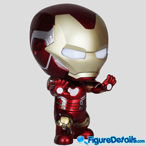 Hot Toys Ironman Mark 85 Bobble-Head Cosbaby cosb561 Review 3