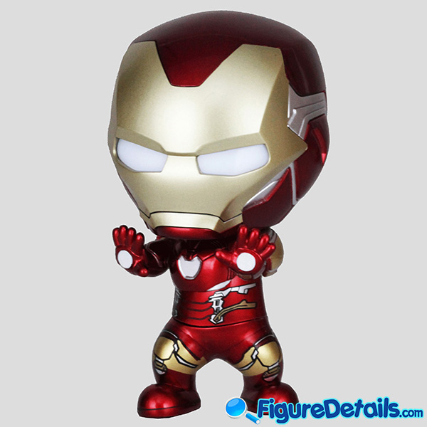 Hot Toys Ironman Mark 85 Bobble-Head Cosbaby cosb561 Review 5