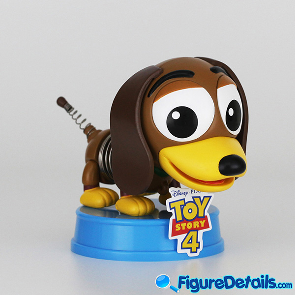 Hot Toys Slinky Dog Cosbaby cosb615 Review - Toy Story 4 7