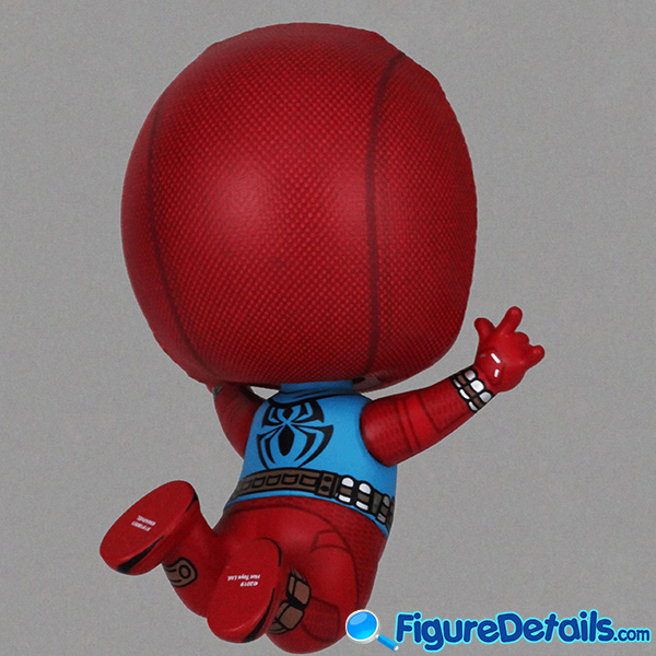 Hot Toys Scarlet Spider Suit Spiderman Bobble-Head Cosbaby cosb620 Review 4