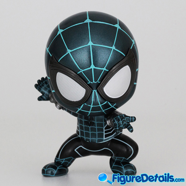 Hot Toys Fear Itself Suit Spiderman Bobble Head Cosbaby COSB621 Review 2