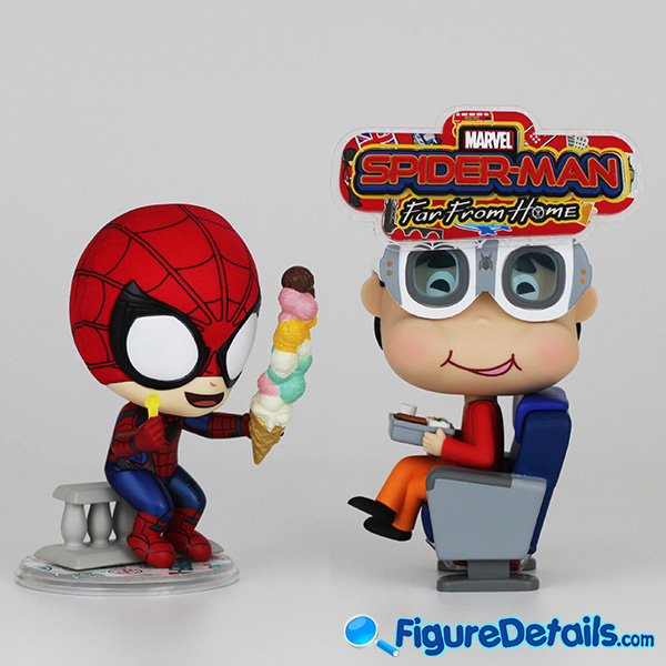 Hot Toys Spiderman Movbi Bobble Head Cosbaby cosb642 Review 7