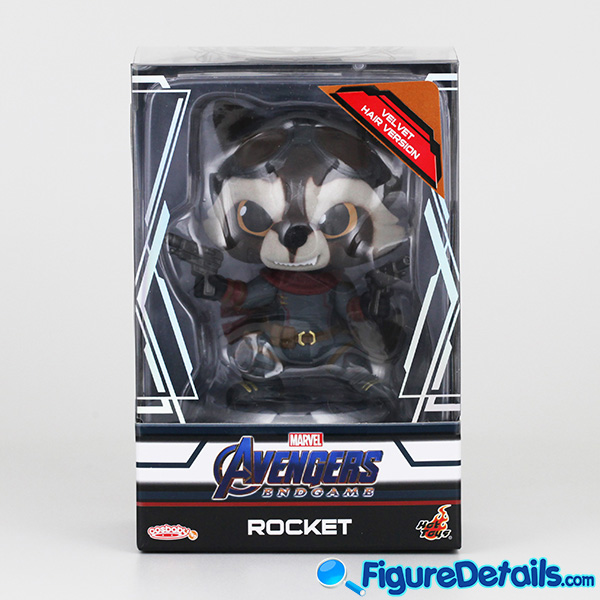Hot Toys Rocket Cosbaby cosb664 Review - Avengers Endgame 8