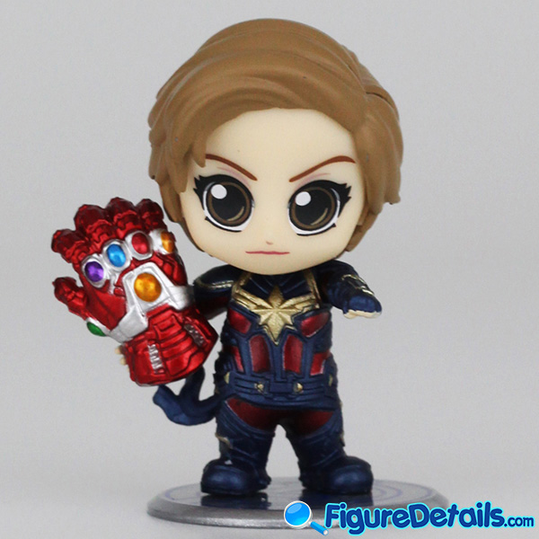 Hot Toys Captain Marvel Cosbaby cosb682 Review - Avengers Endgame 2