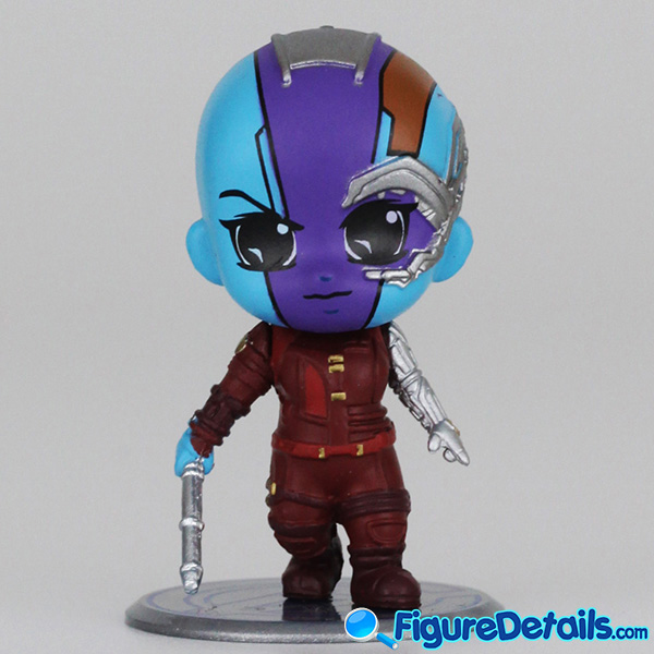 Hot Toys Nebula cosbaby Review - Guardians of the Galaxy - Avengers Endgame - cosb682 2