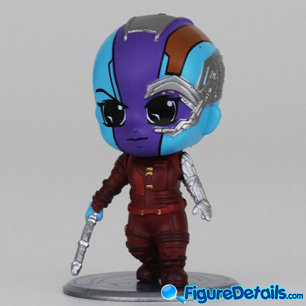 Hot Toys Nebula cosbaby Review - Guardians of the Galaxy - Avengers Endgame - cosb682 3