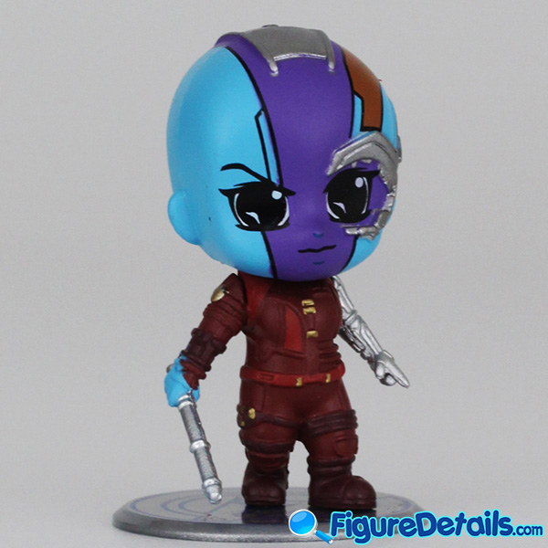 Hot Toys Nebula cosbaby Review - Guardians of the Galaxy - Avengers Endgame - cosb682 6