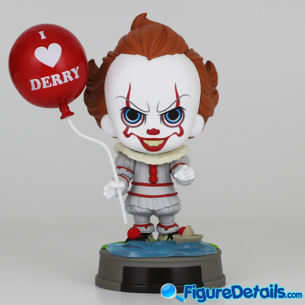 Hot Toys Pennywise with Balloon Cosbaby cosb684 Review - IT Chapter 2 2