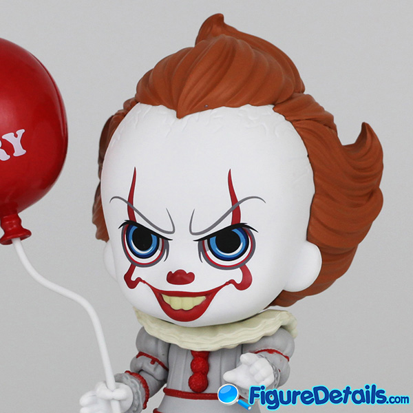 Hot Toys Pennywise with Balloon Cosbaby cosb684 Review - IT Chapter 2 6