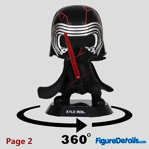 Hot Toys Kylo Ren Bobble Head Cosbaby cosb688 Review