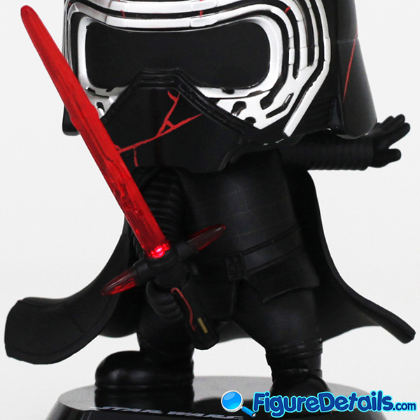 Hot Toys Kylo Ren Bobble Head Cosbaby cosb688 Review 7