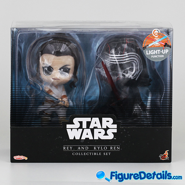 Hot Toys Kylo Ren Bobble Head Cosbaby cosb688 Review 8