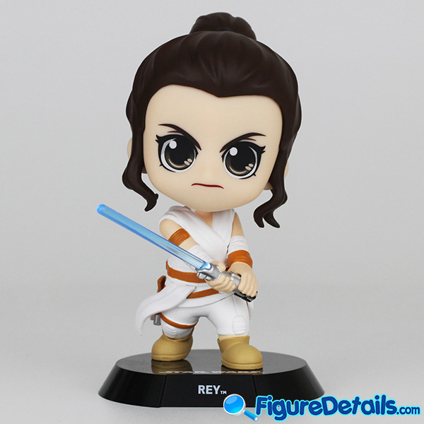 Hot Toys Rey Bobble Head Cosbaby cosb688 Review 2