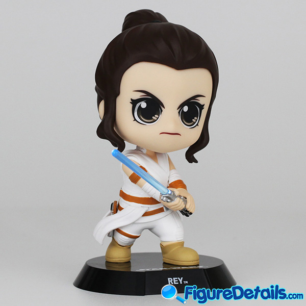 Hot Toys Rey Bobble Head Cosbaby cosb688 Review 3