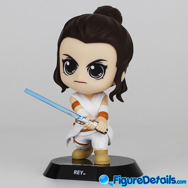 Hot Toys Rey Bobble Head Cosbaby cosb688 Review 5