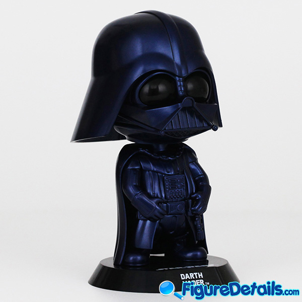 Hot Toys Darth Vader Metallic Blue Version Bobble Head Cosbaby COSB695 Review 3