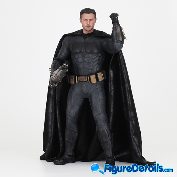 Hot Toys Batman mms455 Deluxe mms456 Review 3