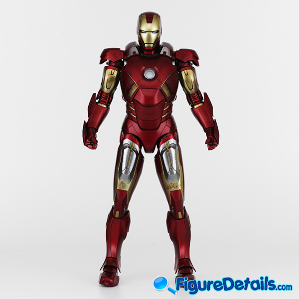 Hot Toys Iron Man Mark 7 VII - The Avengers - mms500d27 2