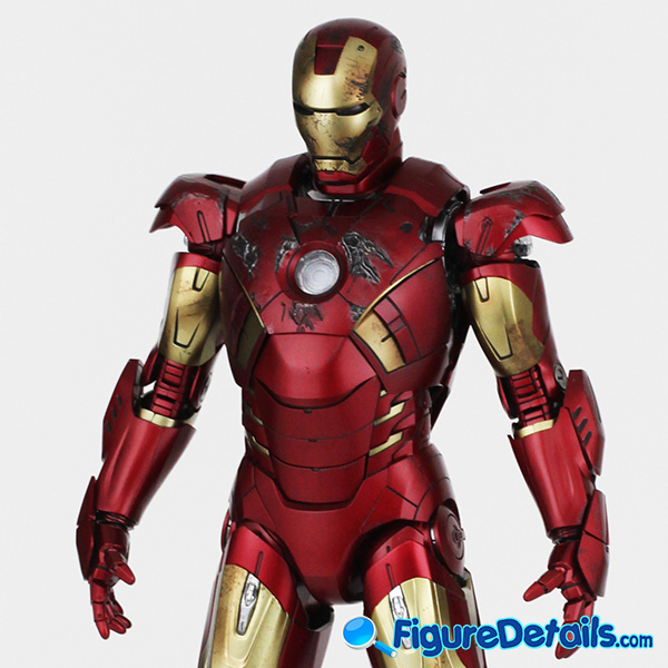 Hot Toys Iron Man Mark 7 VII - The Avengers - mms500d27 4