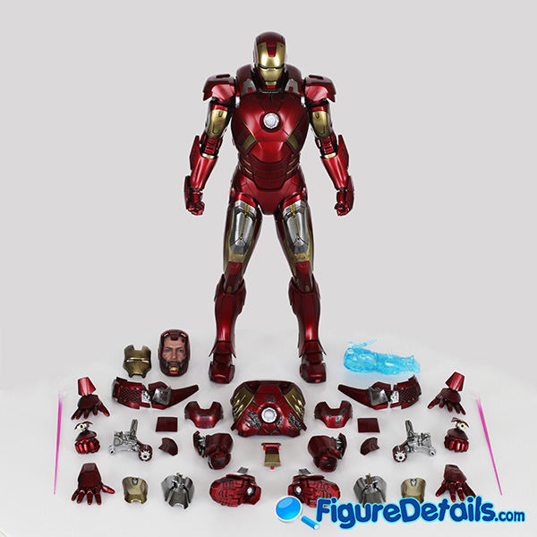 Hot Toys Iron Man Mark 7 VII - The Avengers - mms500d27 1