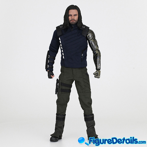Hot Toys Winter Soldier Bucky Barnes Review - Avengers Infinity War - mms509 2