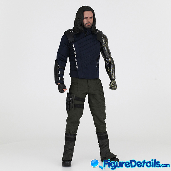 Hot Toys Winter Soldier Bucky Barnes Review - Avengers Infinity War - mms509 3