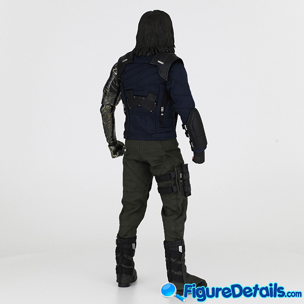 Hot Toys Winter Soldier Bucky Barnes Review - Avengers Infinity War - mms509 4