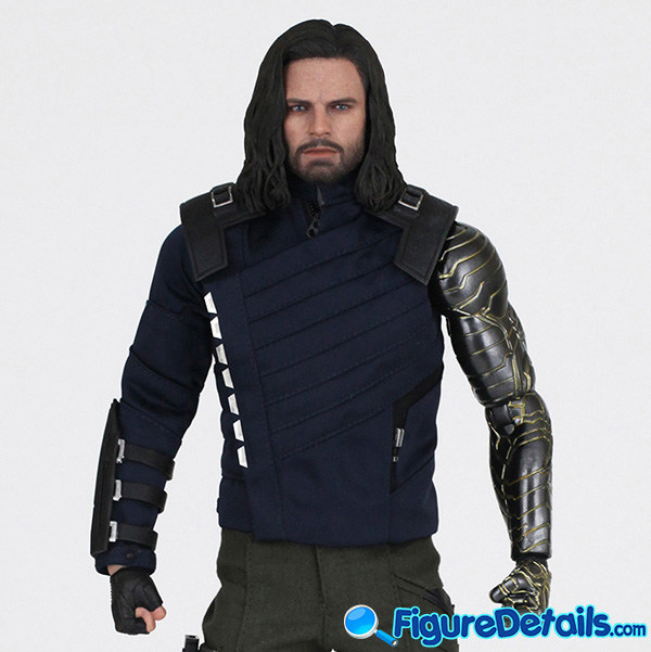 Hot Toys Winter Soldier Bucky Barnes Review - Avengers Infinity War - mms509 6