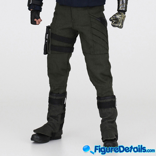 Hot Toys Winter Soldier Bucky Barnes Review - Avengers Infinity War - mms509 9