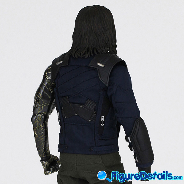 Hot Toys Winter Soldier Bucky Barnes Review - Avengers Infinity War - mms509 1