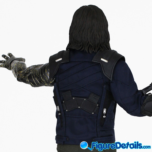 Hot Toys Winter Soldier with Machine Gun Review - Avengers Infinity War - mms509 10