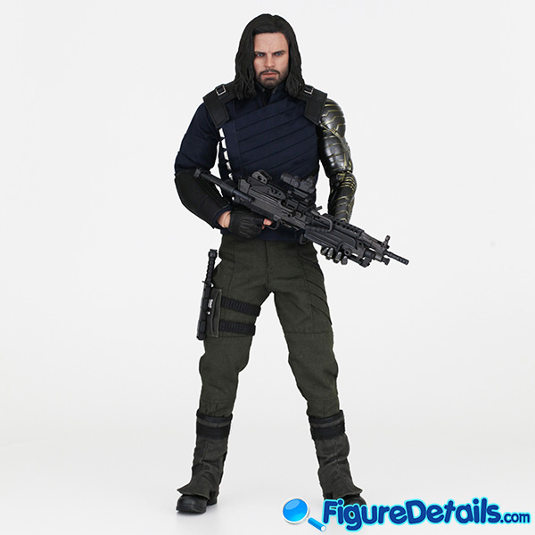 Hot Toys Winter Soldier Bucky Barnes mms509 Review - Avengers Infinity War - mms509 2