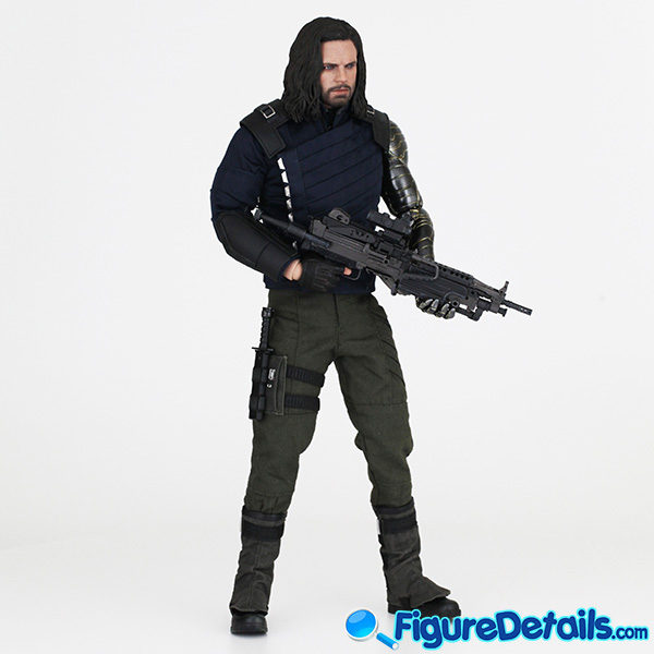 Hot Toys Winter Soldier Bucky Barnes mms509 Review - Avengers Infinity War - mms509 3