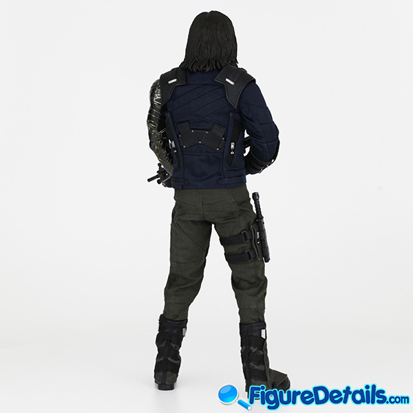 Hot Toys Winter Soldier Bucky Barnes mms509 Review - Avengers Infinity War - mms509 4